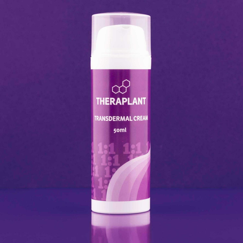 Transdermal Cream C66T71 11095 (50mL)(Theraplant)