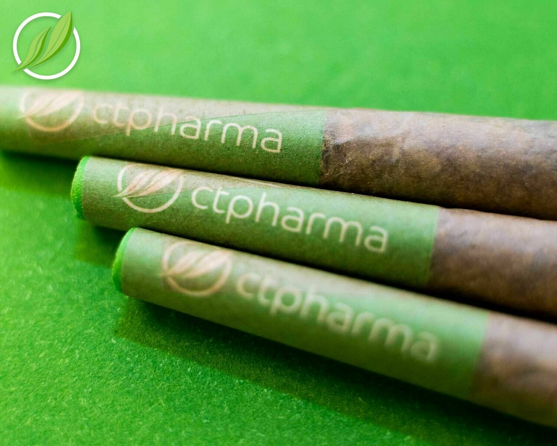Juiceden Pre-Roll T31% H 11419 - 3 x 0.7g (CTPharma)