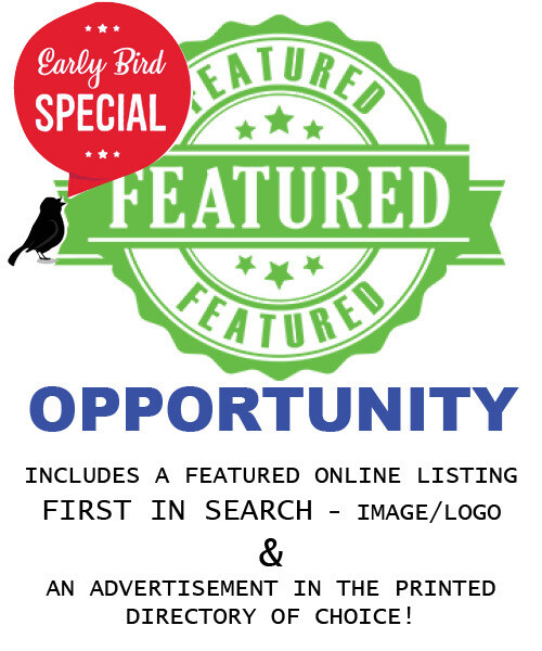 EARLY BIRD - Featured Opportunity