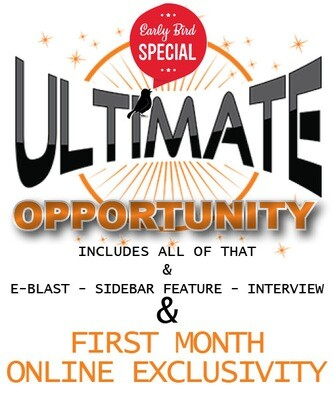 EARLY BIRD ULTIMATE OPPORTUNITY