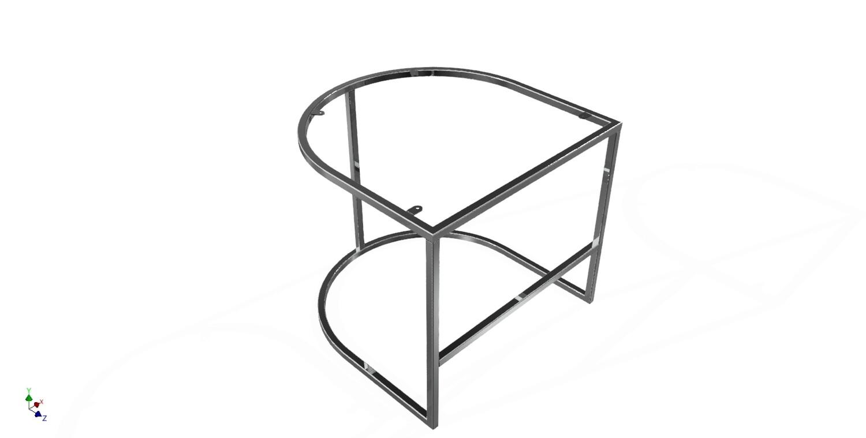Каркас мини-кресла