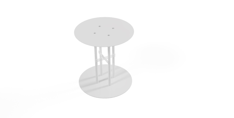 Основа для круглого стола