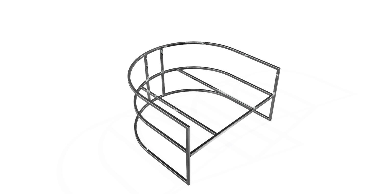 Каркас кресла Rems