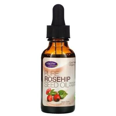 Life-flo, Pure Rosehip Seed Oil, Skin Care, 1 oz (30 ml)