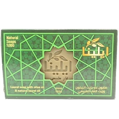 Gar soap with olive oil and natural laurel oil
