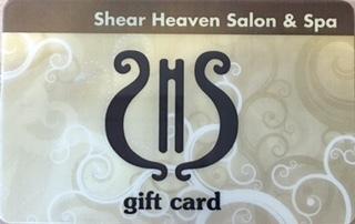Shear Heaven $25 Gift Card