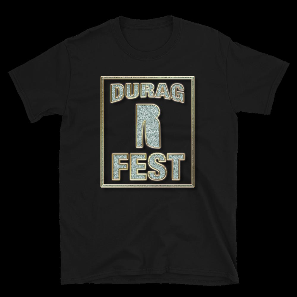 Bling Durag Fest T-Shirt - Black