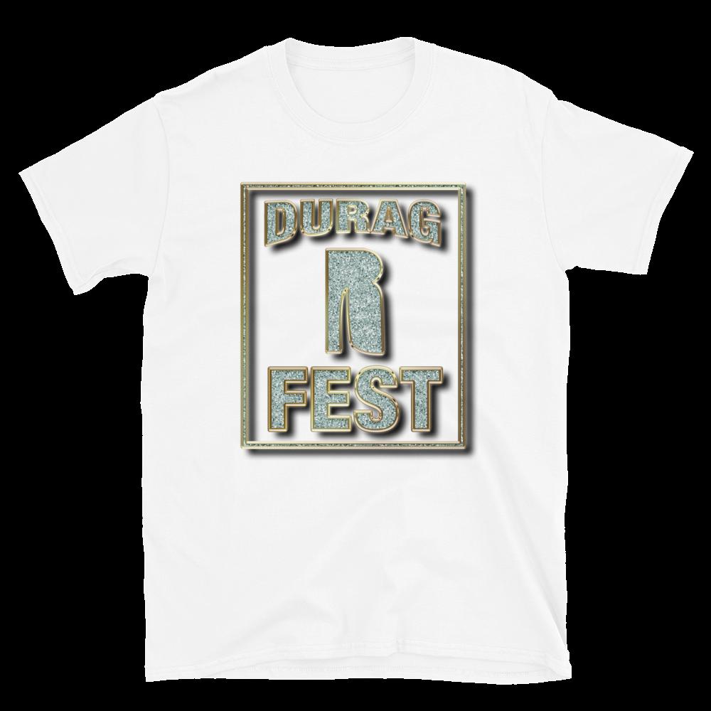 Bling Durag Fest T-Shirt - White
