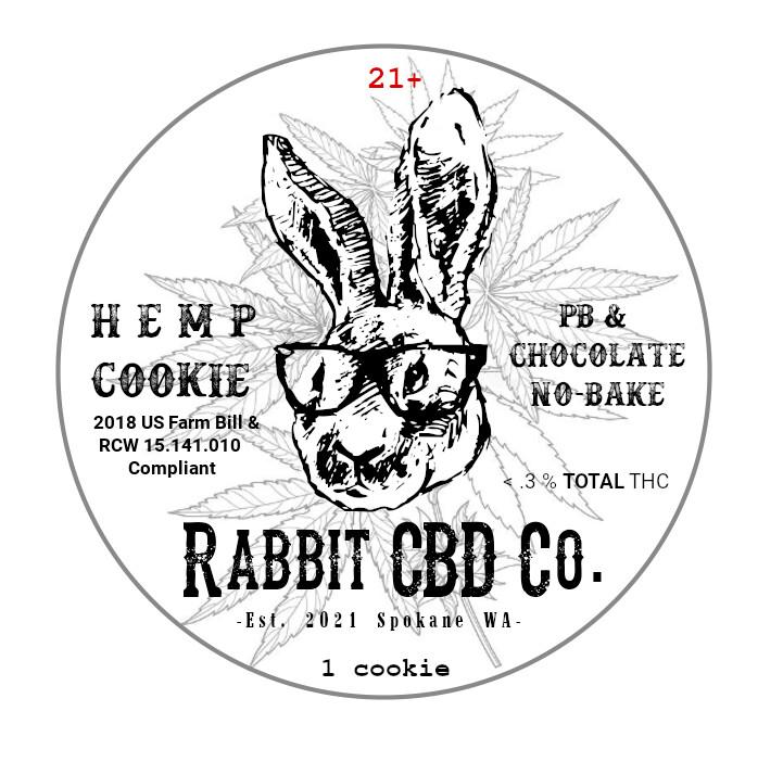 Hemp Cookie - PB & Chocolate No-Bake