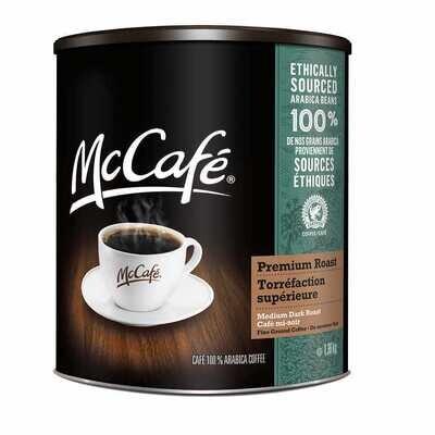 McCafé Premium (Medium Dark) Roast Coffee