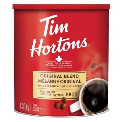 Tim Hortons Original Blend Fine Grind Coffee