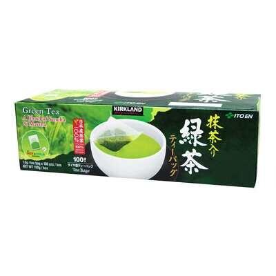Japanese Green Tea from Kirkland Signature - 100 Pack
