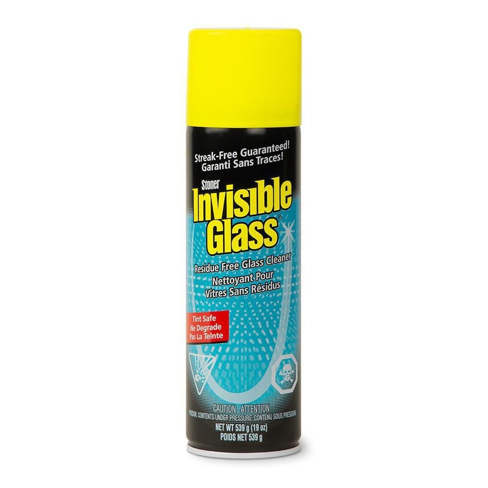 Stoner Invisible Glass Glass Cleaner - 19 oz