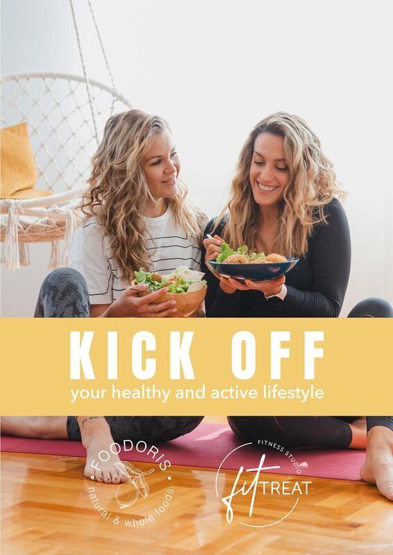 KICK OFF - mjesečni plan vježbanja i prehrane