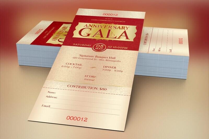 1 HMCB Online Fundraising Gala Ticket