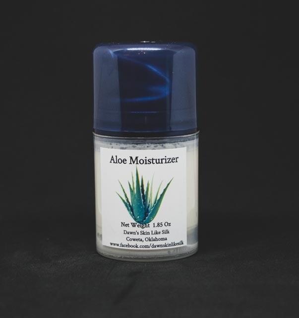 Aloe Moisturizer