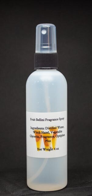 Fruit Bellini Fragrance Spray