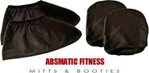 Absmatic Slide-board Mitts & Booties