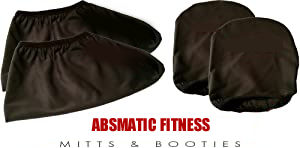 Absmatic Slide-board Mitts & Booties