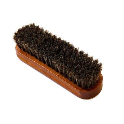 Medium horse hair shoe brush
