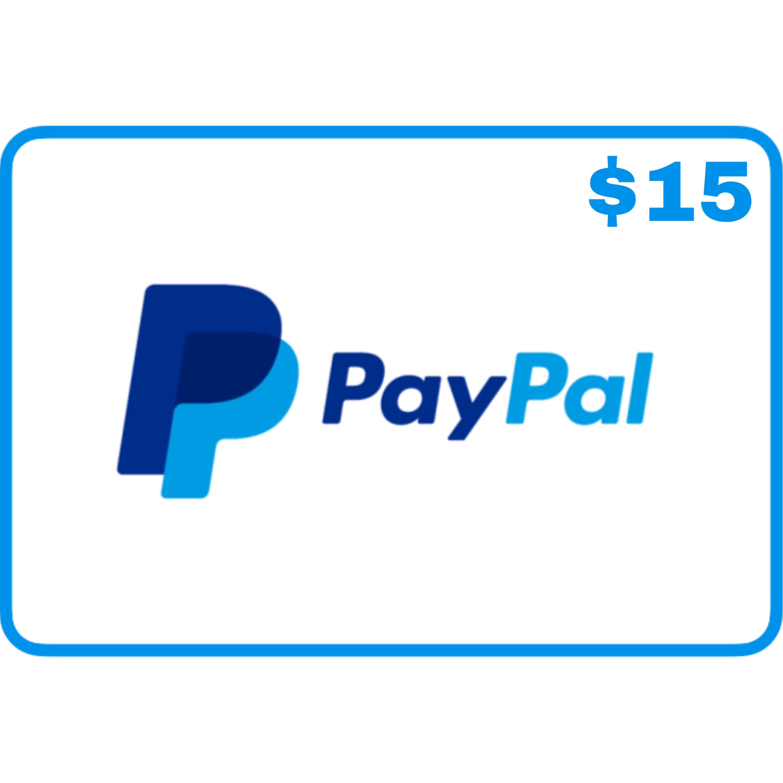 Jasa isi saldo Paypal $15