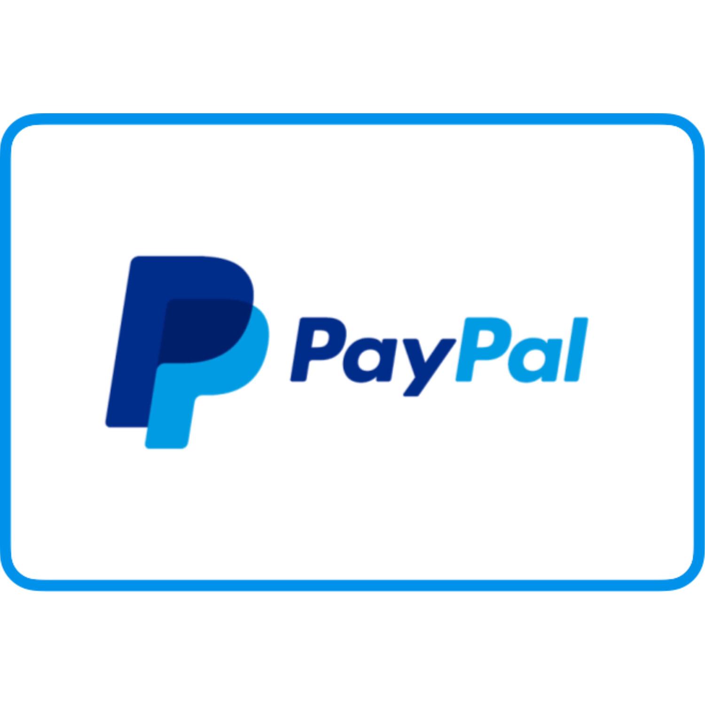 Paypal Reload (Jasa isi saldo Paypal)