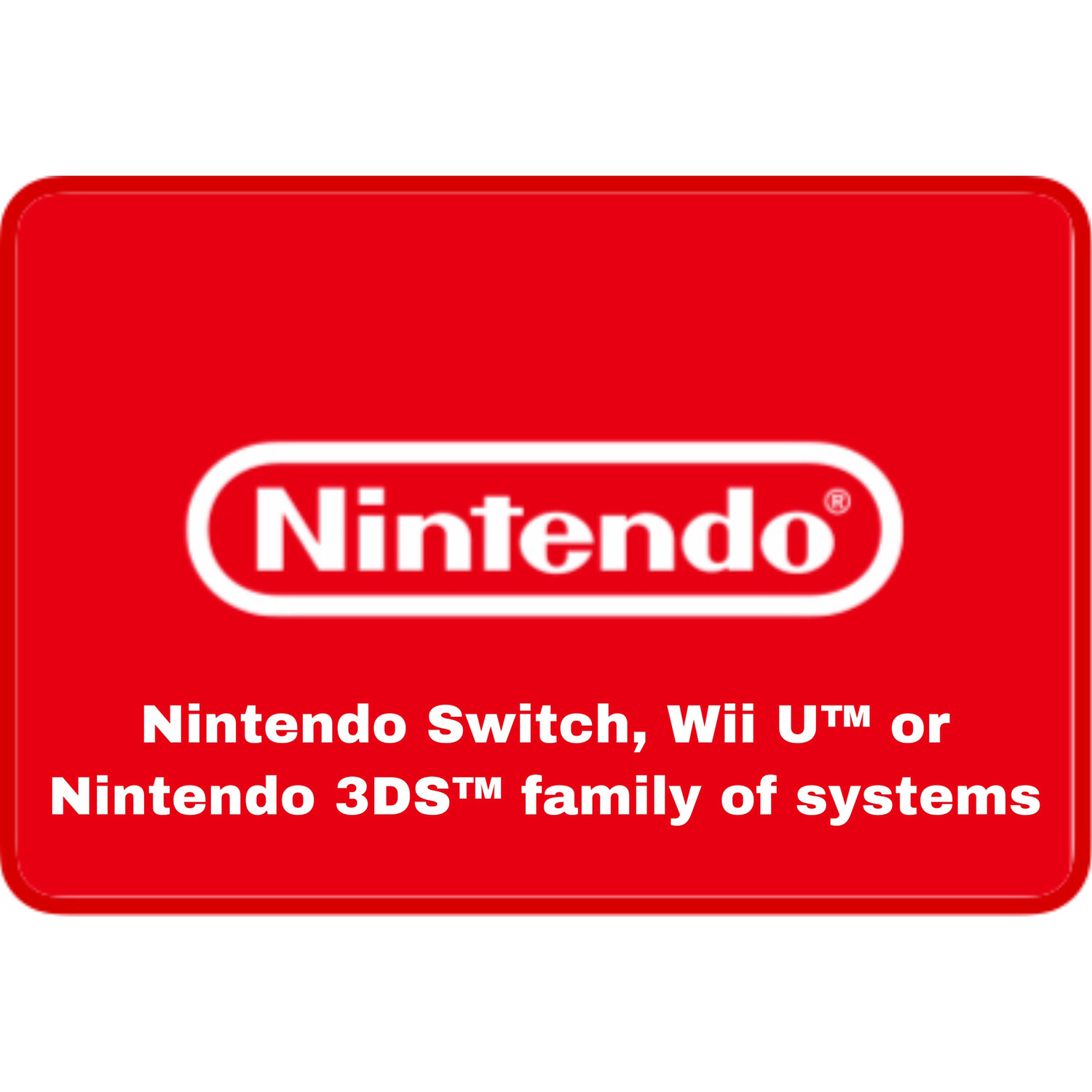 Nintendo eShop Gift Card