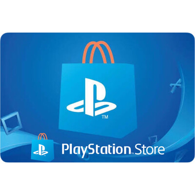 Playstation Store Gift Card (PSN Card)