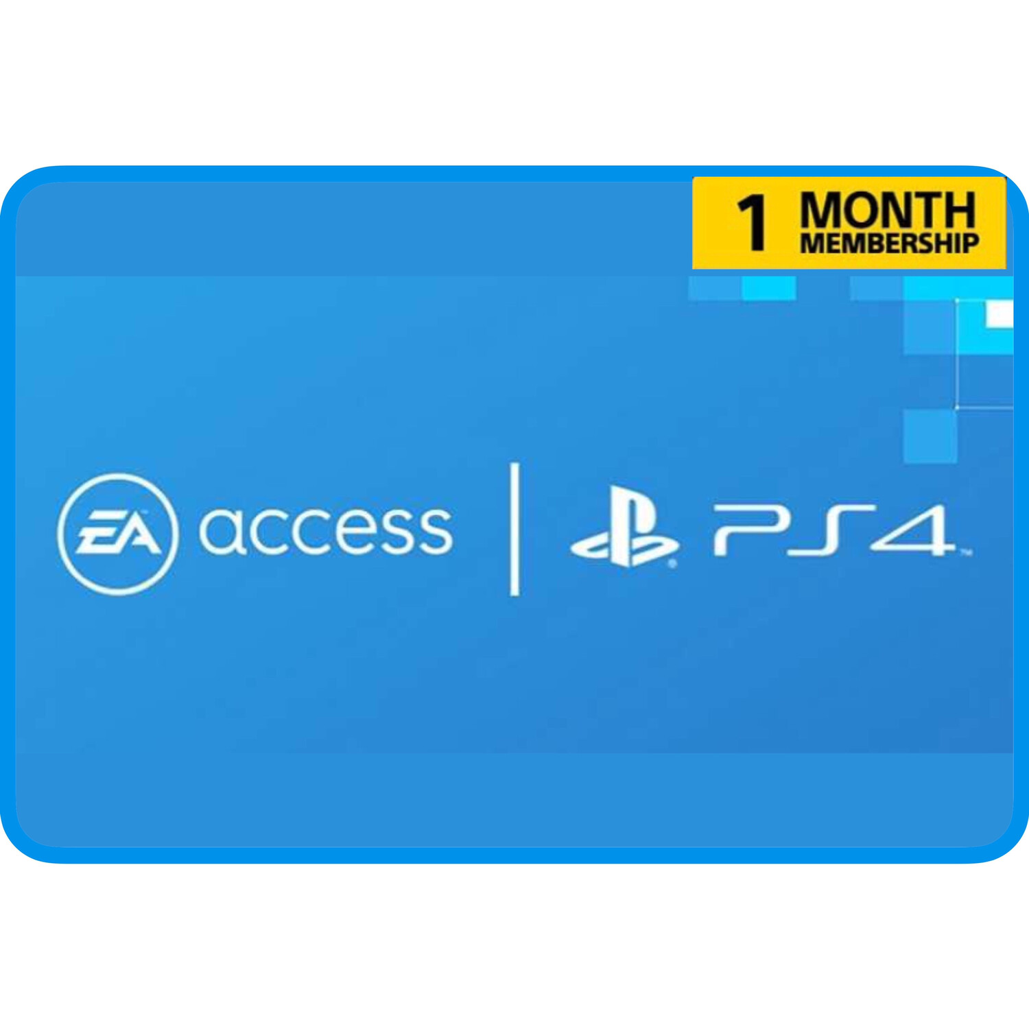 EA Access 1 Month Subscription Playstation