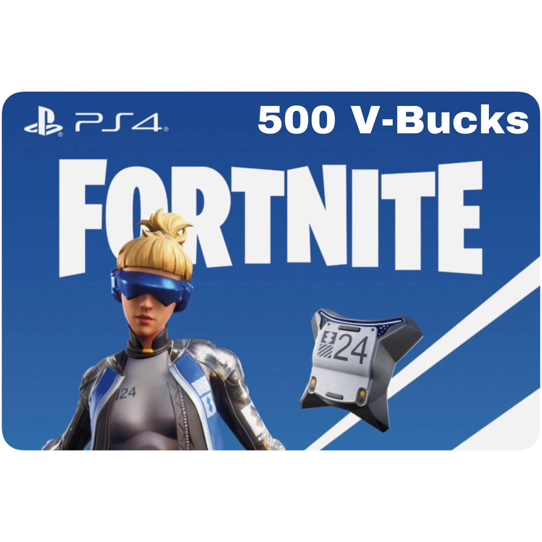 Fortnite Neo Versa 500 VBucks for PS4 only