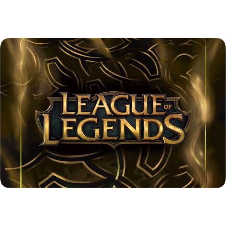 League of Legends Riot Points (RP Cards)