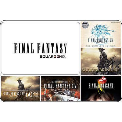 Final Fantasy PC Game Code (Square Enix)