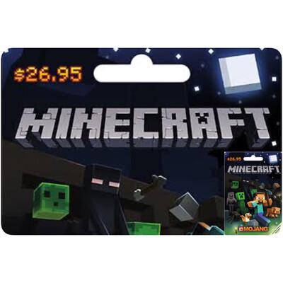 Minecraft Java Edition for PC/Mac $26.95