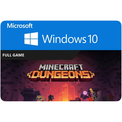 Minecraft Dungeons Standard for PC