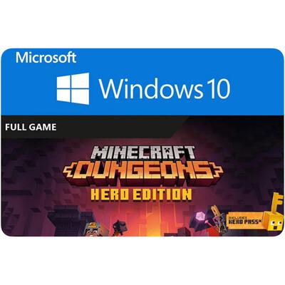 Minecraft Dungeons Hero Edition - PC Game Code