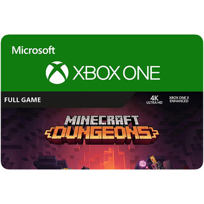 Minecraft Dungeons Standard - Xbox One Game Code
