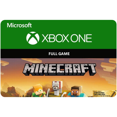 Minecraft Master Collection - Xbox One Game Code