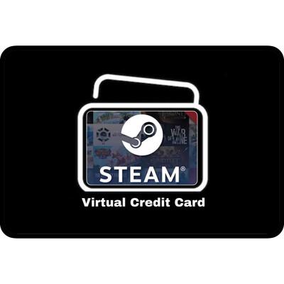 VCC (Virtual Credit Card) Steam
