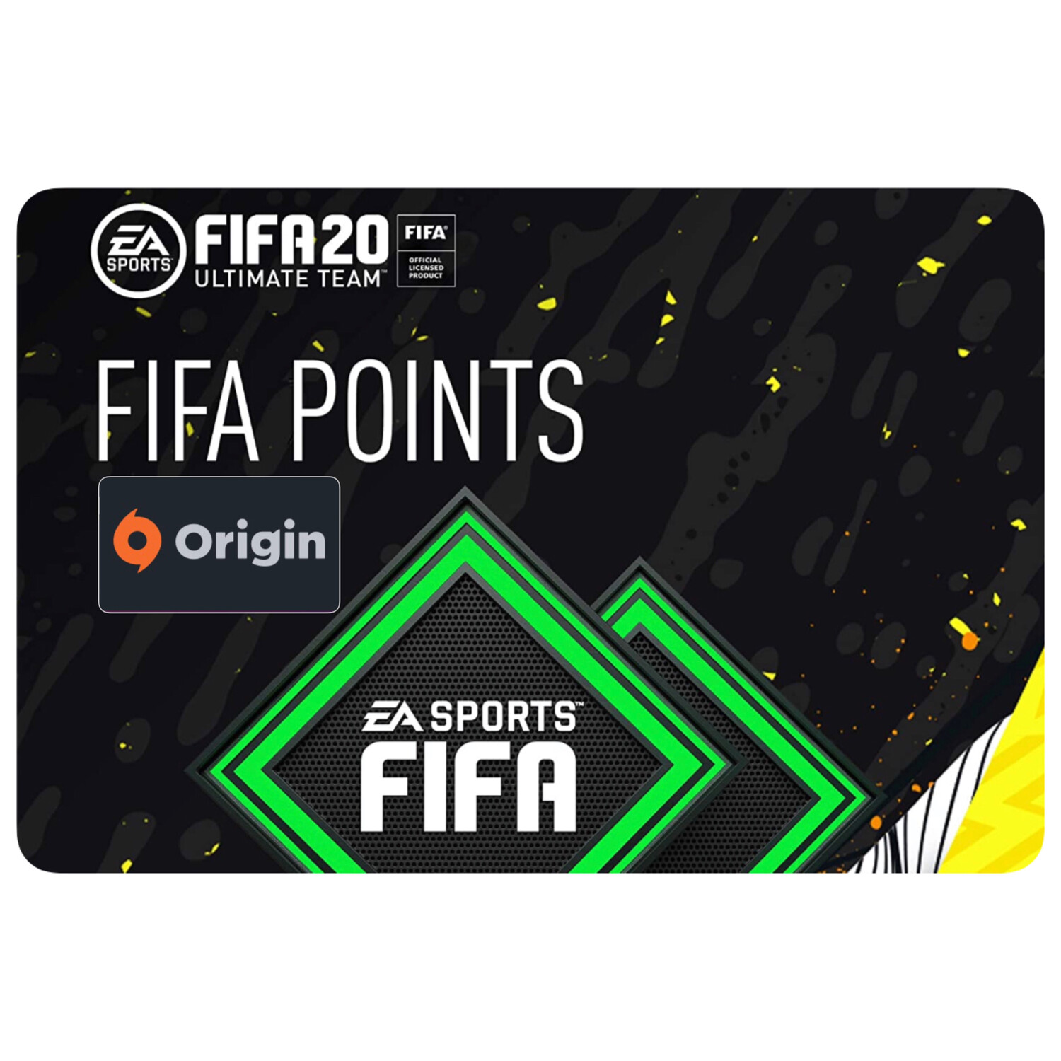 FIFA 20 FUT Points Ultimate Team for PC Origin
