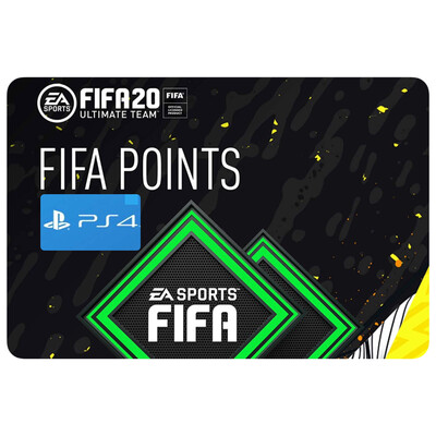 FIFA 20 FUT Points Ultimate Team for PS4 Playstation
