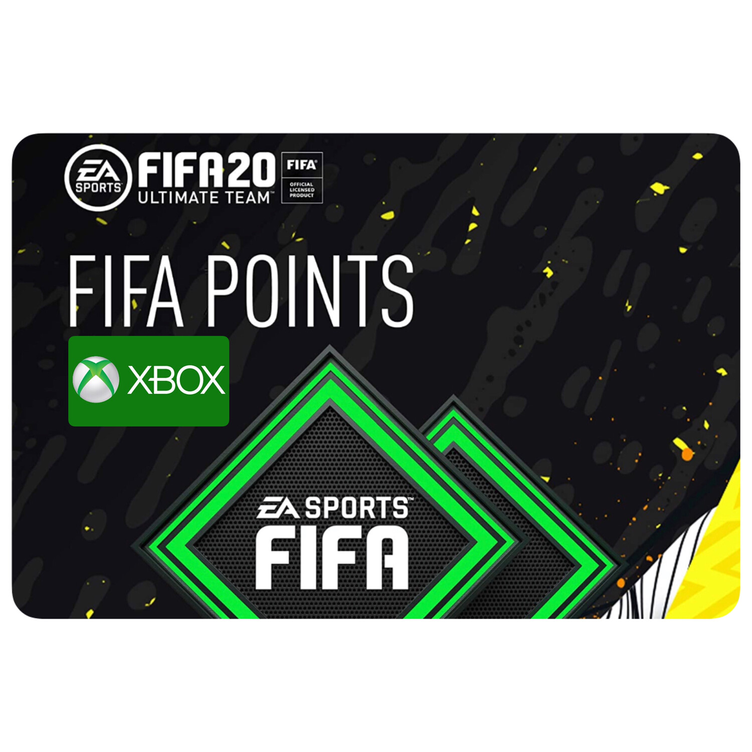FIFA 20 FUT Points Ultimate Team for Xbox