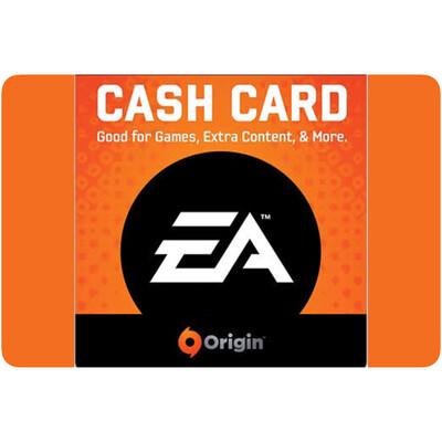 EA Origin Code Gift Card US
