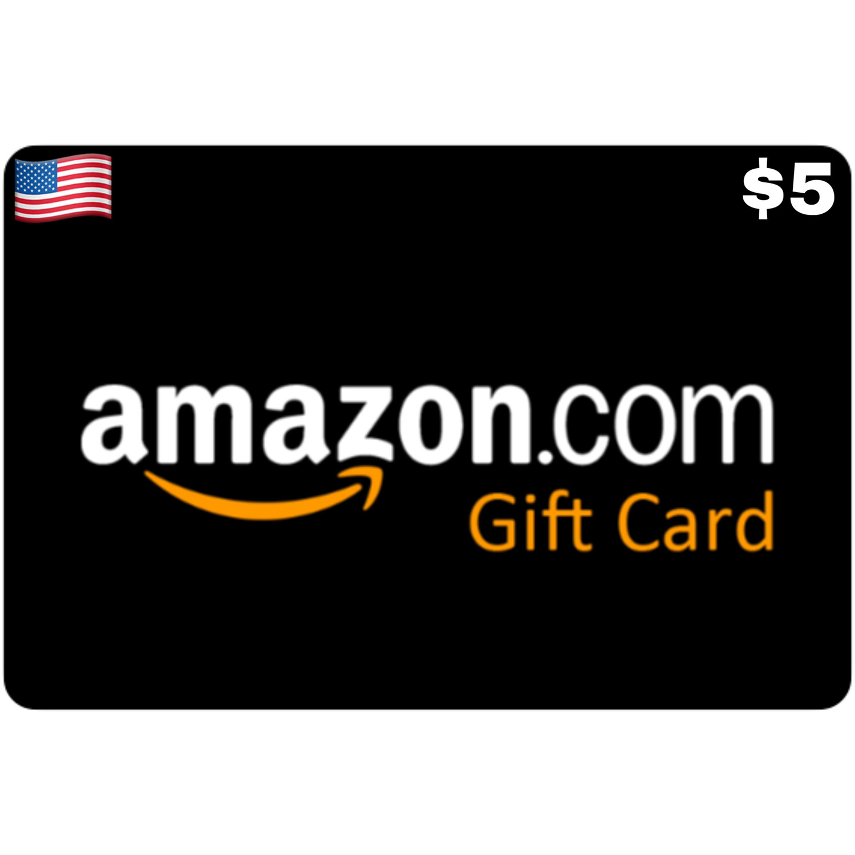 Amazon.com Gift Card US $5