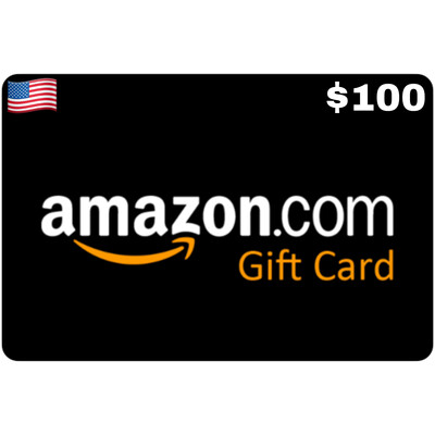 Amazon.com Gift Card US $100
