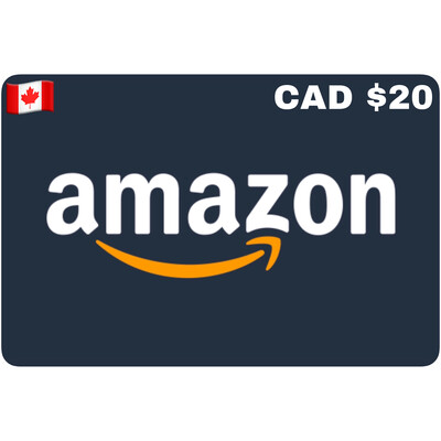 Amazon.ca Gift Card Canada $20