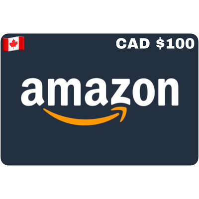 Amazon.ca Gift Card Canada $100
