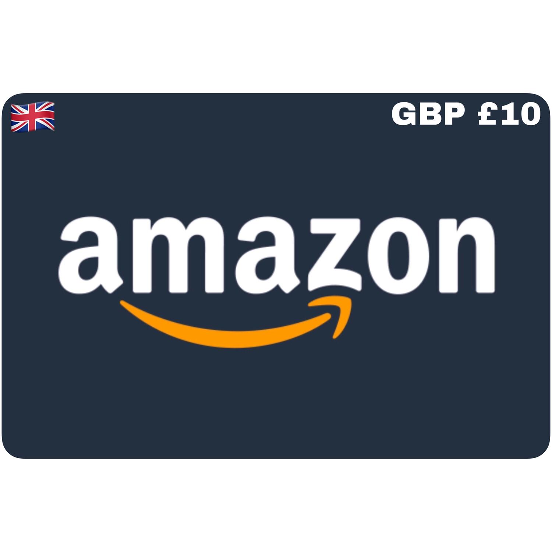 Amazon.co.uk Gift Card UK GBP £10