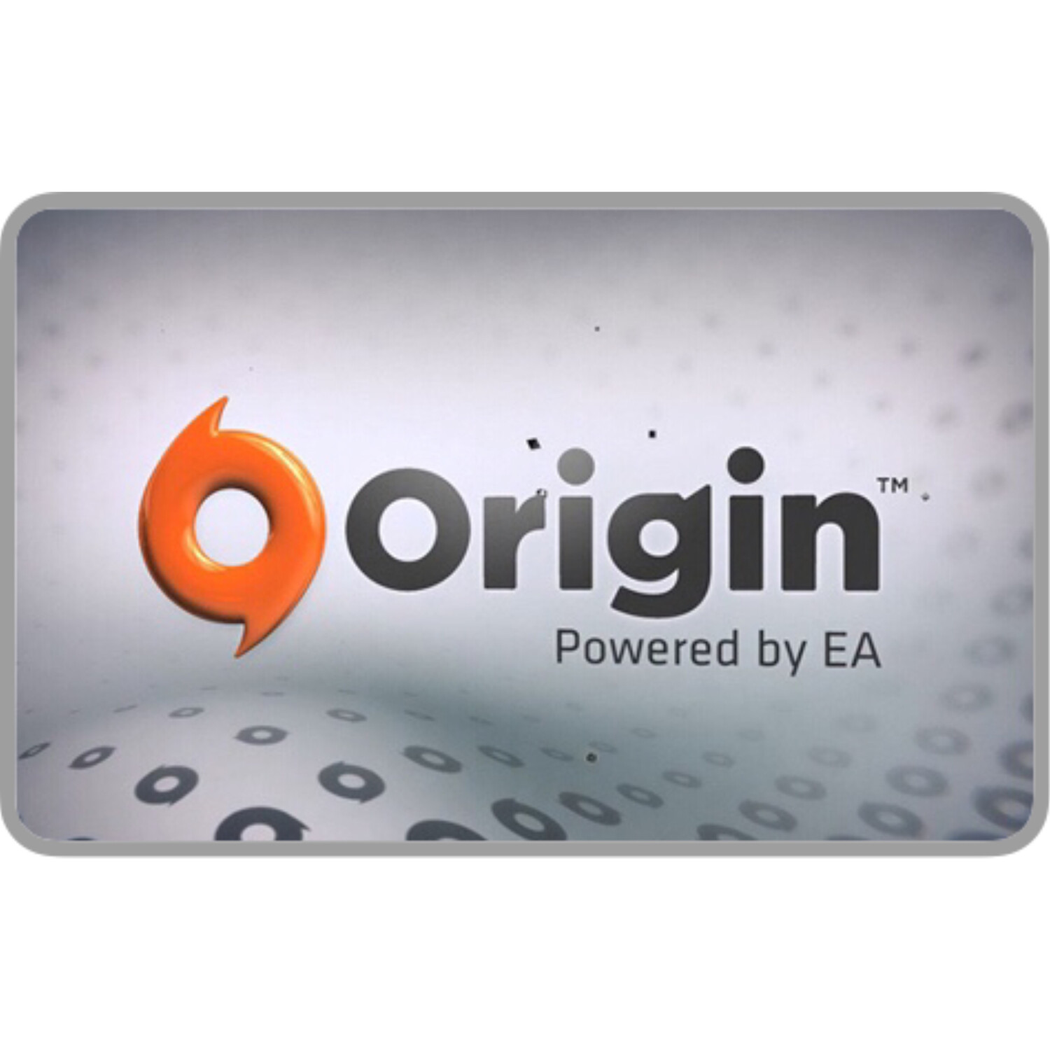 EA Origin Gift Card US $60