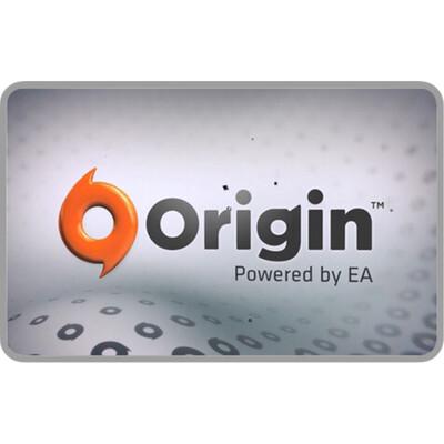EA Origin Gift Card US $60