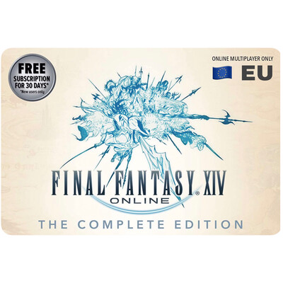 Final Fantasy XIV Online Complete Edition EU